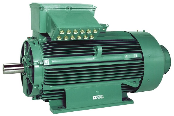 AC Motors For Heavy Industry