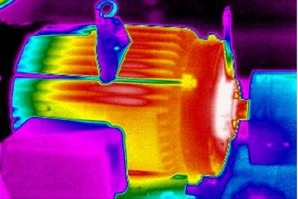 thermal Camera : Rotating Equipment